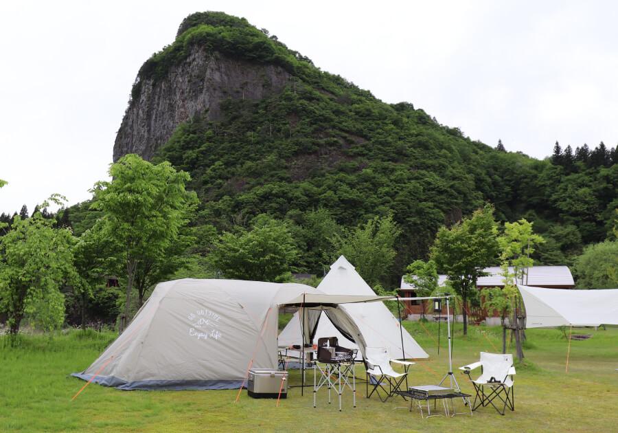 CAPTAIN STAG® 八木ヶ鼻オートキャンプ場
